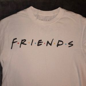 Urban outfitters Friends t shirt
